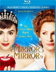 Mirror Mirror (Blu-ray + DVD + Digital Copy) Blu-ray