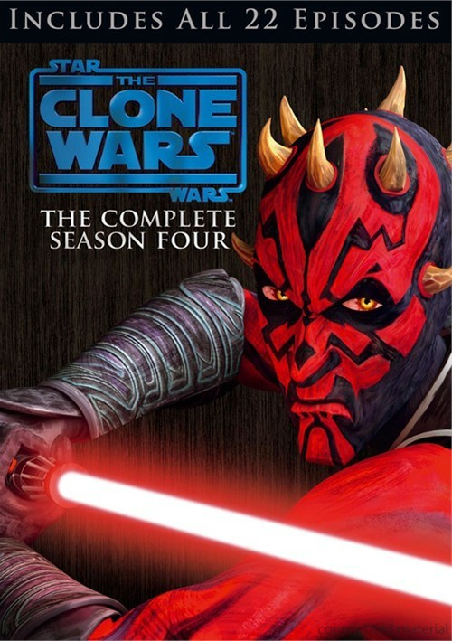 Star Wars: The Clone Wars - The Complete Season Four Movie