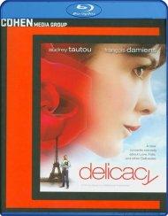 Delicacy Blu-ray