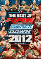 WWE: The Best Of Raw And Smackdown 2012 Movie