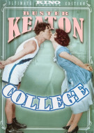 Buster Keaton: College - Ultimate Edition Movie