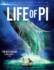 Life Of Pi 3D (Blu-ray 3D + Blu-ray + DVD + Digital Copy + UltraViolet) Blu-ray
