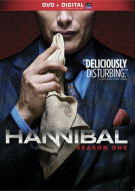 Hannibal: Season One (DVD + UltraViolet) Movie