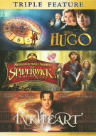 Hugo / Spiderwick Chronicles / Inkheart (Triple Feature) Movie