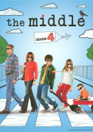 Middle, The: The Complete Fourth Season Movie