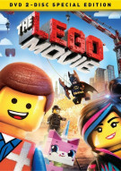 Lego Movie, The: Special Edition (DVD + UltraViolet) Movie