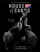 House Of Cards: The Complete Second Season (Blu-ray + UltraViolet) Blu-ray