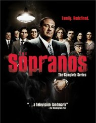 Sopranos, The: The Complete Series Blu-ray