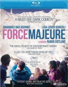 Majeure (Turist) Blu-ray
