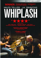 Whiplash (DVD + UltraViolet) Movie