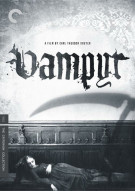 Vampyr: The Criterion Collection Movie