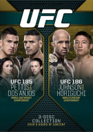UFC 185 / 186: 2-Event Combo   Movie
