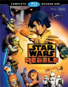 Star Wars Rebels: The Complete First Season Blu-ray