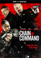 Chain Of Command (DVD + UltraViolet) Movie