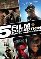 5 Film Collection: Denzel Washington Movie