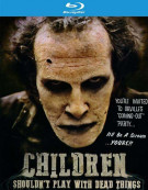 Children Shouldnt Play With Dead Things Blu-ray