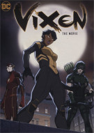 Vixen: The Movie Movie