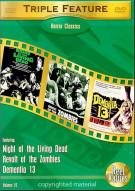 Horror Classics: Triple Feature - Volume 10 Movie