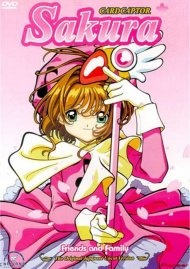 Cardcaptor Sakura: Friends And Family - Volume 6 Movie