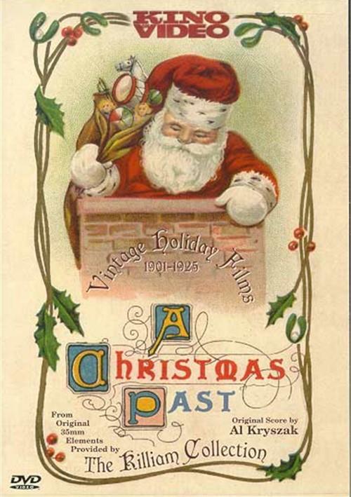 Christmas Past, A: 1901-1925 Movie