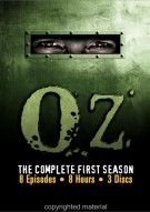 Oz: The Complete First Season Movie