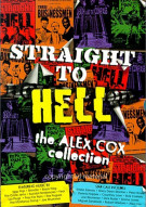 Straight To Hell: The Alex Cox Collection Movie