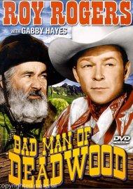 Bad Man Of Deadwood (Alpha) Movie