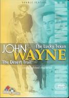 John Wayne: Lucky Texan / Desert Trail Movie