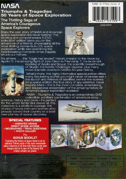 space exploration dvds - photo #4