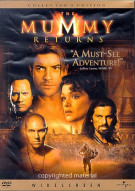 Mummy Returns, The/ The Musketeer Value Pack Movie