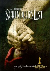 Schindlers List (Fullscreen) Movie