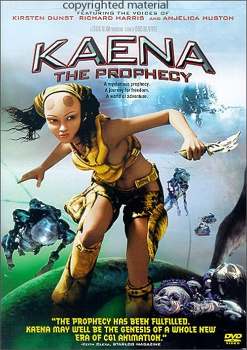 Kaena: The Prophecy Movie