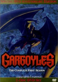 Gargoyles: The Complete First Season Movie
