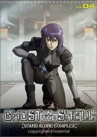 Ghost In The Shell: Stand Alone Complex - Volume 4 Movie