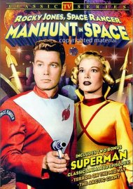 Manhunt In Space: Rocky Jones Space Ranger Movie
