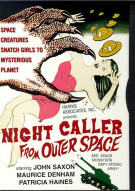 Night Caller From Outer Space Movie