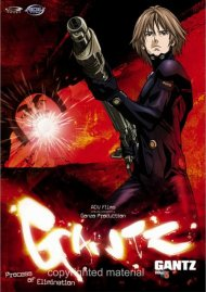 Gantz: Volume 5 - Process Of Elimination Movie