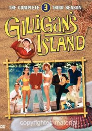 Gilligans Island:  The Complete Third Season Movie