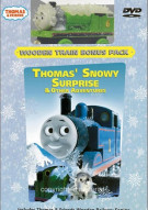Thomas & Friends: Thomas Snowy Surprise (with Toy Train) Movie