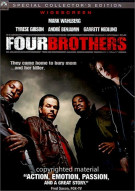 Four Brothers (Widescreen) Movie