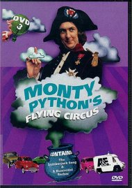 Monty Pythons Flying Circus: DVD 3 Movie