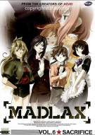 Madlax: Volume 6 - Sacrifice Movie