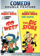 Go West / Big Store (Double Feature) Movie
