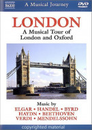 Musical Journey, A: London - A Musical Tour Of London And Oxford Movie