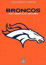 NFL History Of The Denver Broncos Movie