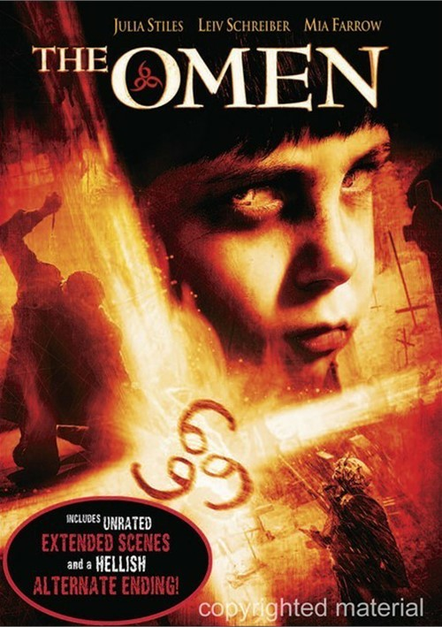 Omen, The (Fullscreen) Movie