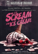 Masters Of Horror: Tom Holland - We All Scream For Ice Cream Movie