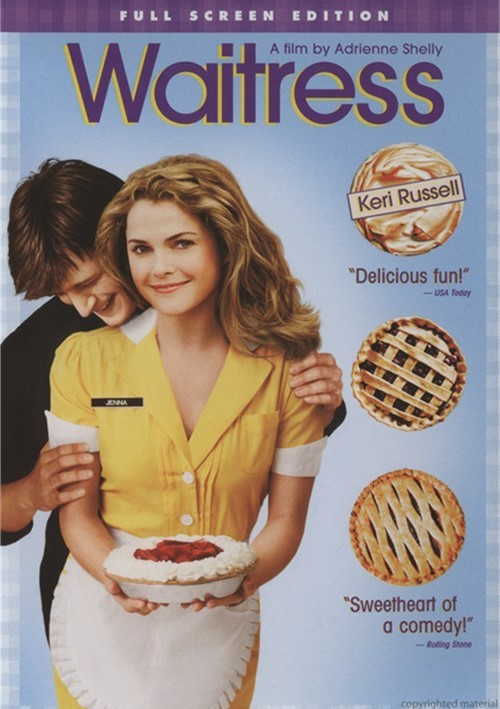 Waitress (Fullscreen) Movie