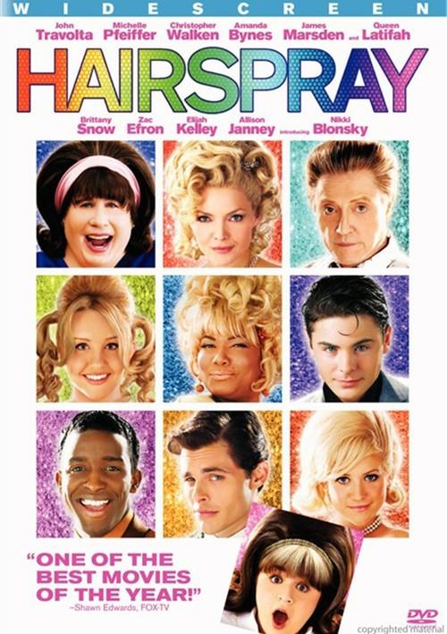 Hairspray (Widescreen) Movie