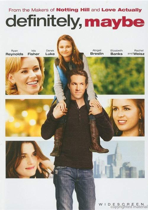 Definitely, Maybe (Widescreen) Movie